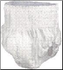 Select Disposable Absorbent Underwear EXTRA-SMALL