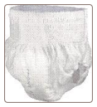 Select Disposable Absorbent Underwear 2X-LARGE